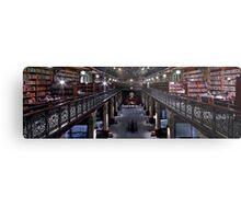 Mortlock Library Panorama Metal Print