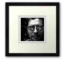 Chris. G Framed Print
