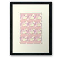 Sparkling Sky Framed Print