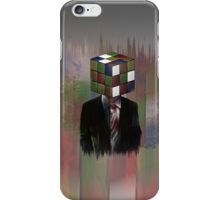 Figure Me Out iPhone Case/Skin