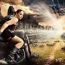 Tomb Raider : Lara Croft by thephotosnapper