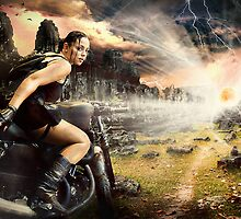 Tomb Raider : Lara Croft by thephotosnapper