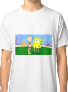 Spandy SpongeBob x Sandy Cheeks Classic T-Shirt