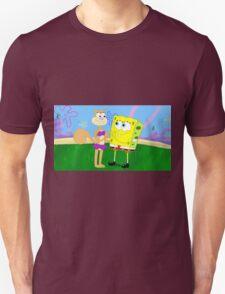 Spandy SpongeBob x Sandy Cheeks Unisex T-Shirt