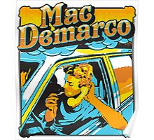 Mac Demarco HQ Poster