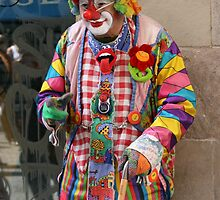 A clown is like aspirin... by Segalili