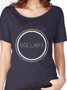 Durarara: Dollars logo Women's Relaxed Fit T-Shirt