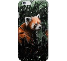 A Red Panda iPhone Case/Skin