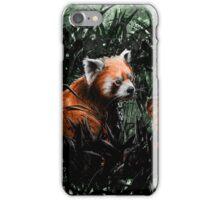 A Red Panda iPhone Case/Skin