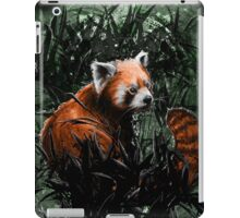 A Red Panda iPad Case/Skin