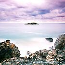 Coffs Harbour Sunset by Nicole Orlowski