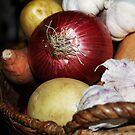 Basket of goodies by Fizzgig7