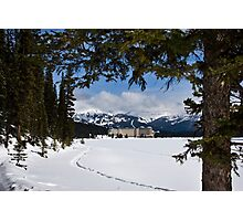 Lake Louise's Beauty Photographic Print