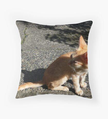 PREQUEL Throw Pillow