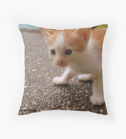 FREDO Throw Pillow