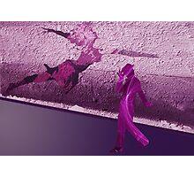 Let's dance - Graffiti Photographic Print