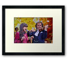 """Admiration of an Idol"" Framed Print"