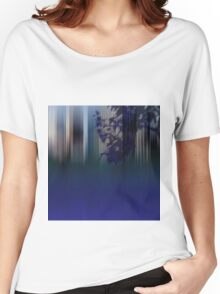 Fade to Blue Women's Relaxed Fit T-Shirt