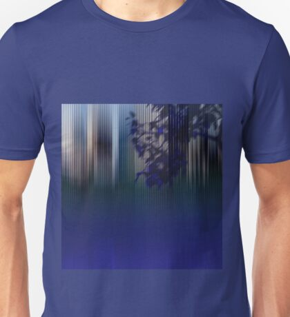 Fade to Blue Unisex T-Shirt