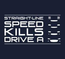 Straight line speed kills, Drive a Mazda Miata (Every MX5 generation) by ApexFibers