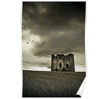 Burt Castle Poster
