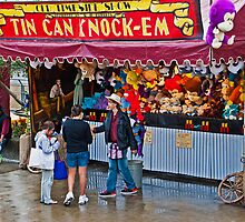 Tin Can Knock Em by GW-FotoWerx