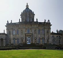 Castle Howard ~ Panorama,  HDR ~ #2 by Sandra Cockayne