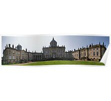 Castle Howard ~ Panorama,  HDR ~ #2 Poster