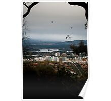 Mount Ainslie, Canberra Poster