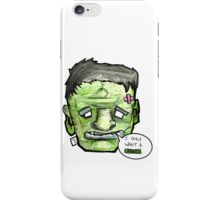Incredible Sulk DEPRESSHEAD iPhone Case/Skin