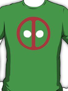 Marvel Comics Deadpool Icon Logo T-Shirt
