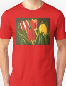 Tulip Time Unisex T-Shirt