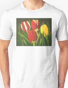 Tulip Time Unisex T-Shirt