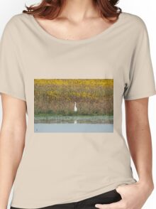 Feeling Small in a Big World Women's Relaxed Fit T-Shirt