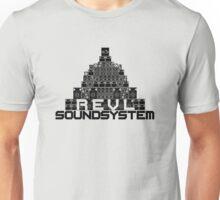 Pyramid of Sound(System) Unisex T-Shirt