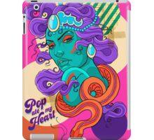 Pop ate my Heart iPad Case/Skin