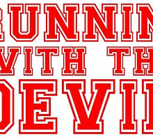 Runnin' With The Devil T Shirt and Hoodie by zandosfactry