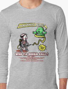 Paranormal Pest Exterminators Long Sleeve T-Shirt