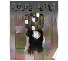 Figure Me Out FV text Poster