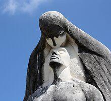 Angel of Death by Roman Romanenko