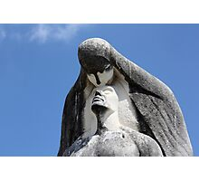 Angel of Death Photographic Print