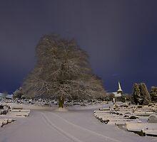 Knocbreda Church by Neil Carey