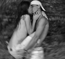 Kisses by mtphotography