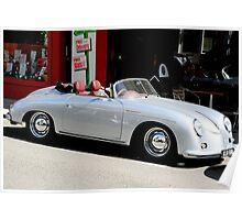 Porsche 365 Speedster Poster