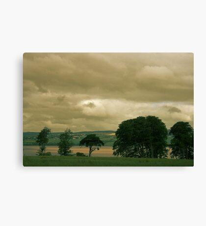 Castlegrove Donegal Canvas Print