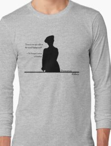 Moral Highground Long Sleeve T-Shirt