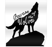 Beware of the Wolves Poster