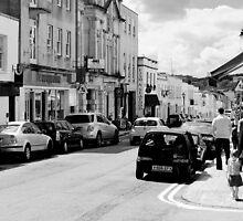 Princess Victoria Street, Bristol by MWhitham