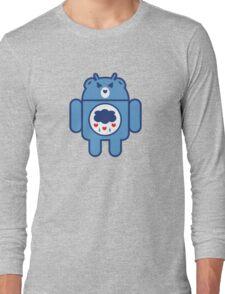 GRUMPYDROID Long Sleeve T-Shirt