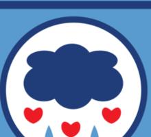 GRUMPYDROID Sticker